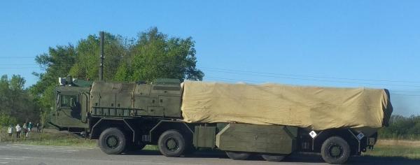 Украинский «Искандер» вышел из тени: ОТРК «Гром» впервые засветился на фото
