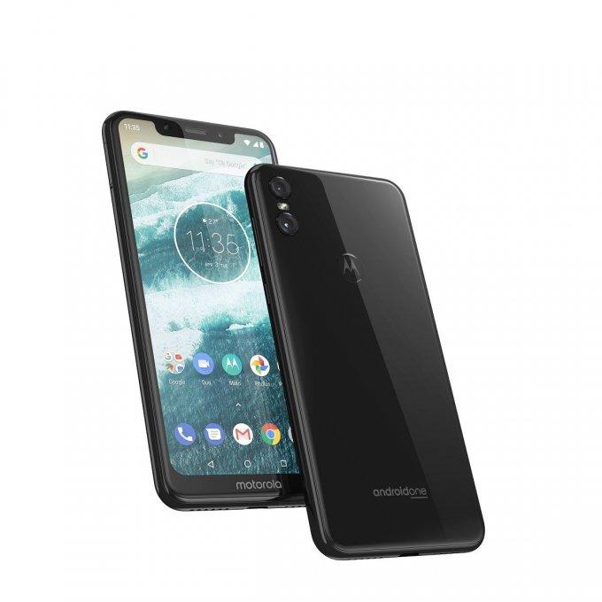 One Power и One — первые смартфоны Motorola на чистом Android (4 фото)