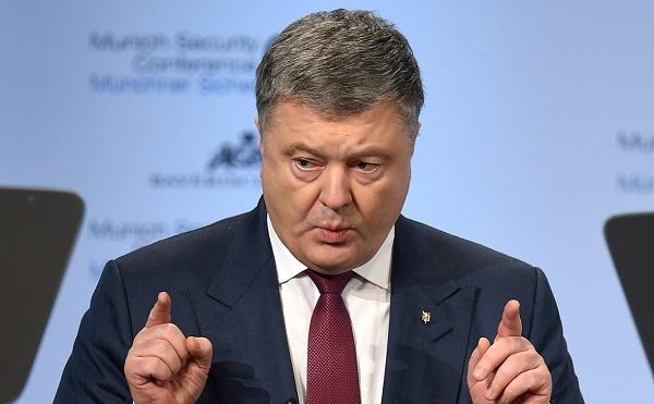 """После встречи Трампа с Путиным, Порошенко озвучил план по """"деоккупации Донбасса"""""""