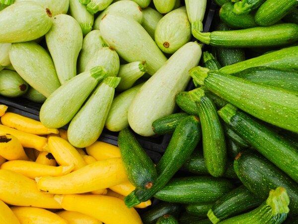 ТОП-8 самых вкусных рецептов с кабачками