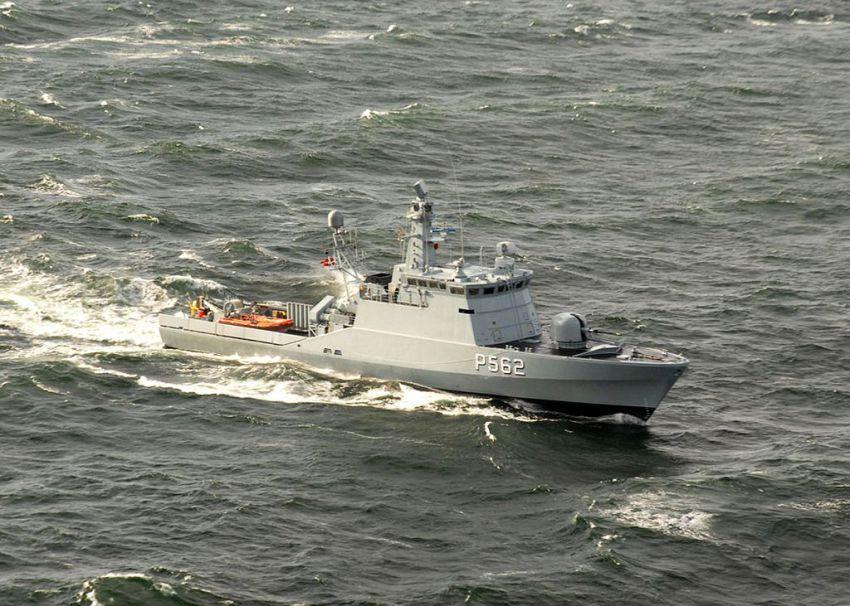 Датский военный «секонд» спешит на помощь Украине