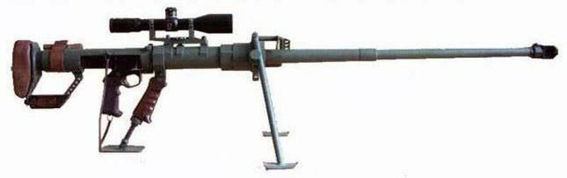 Самые известные крупнокалиберные снайперские винтовки. Часть 3. Gepard M1