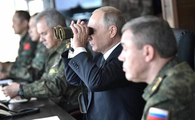 На пороге мировых войн за воду. Выверенная стратегия Путина