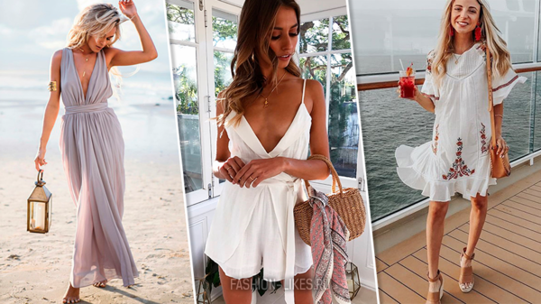 Вот 6 нарядов, чтобы выглядеть сногсшибательно на любой пляжной вечеринке (и не только)