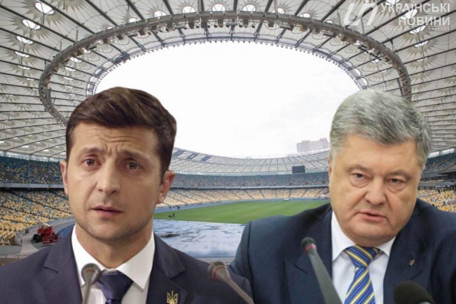 Жалкий выбор украинцев между комиком-комиком и монстром-комиком