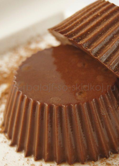 Шоколадный мармелад из 3 продуктов. Гормон наслаждения и счастья для тех, кто на диете!