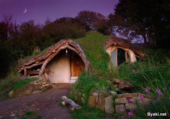 Дом Хоббита — Воплощенная Мечта