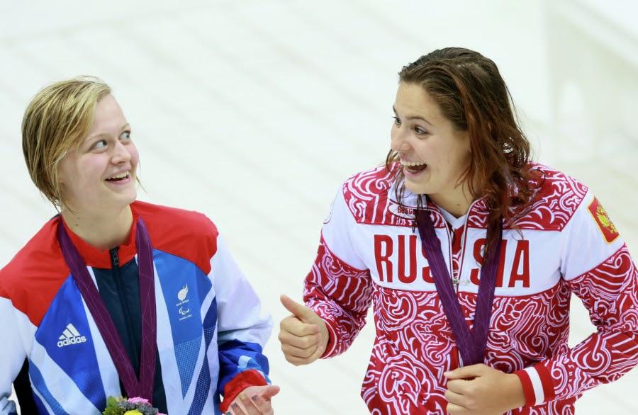 Чиновник отчитал восьмикратную паралимпийскую чемпионку за неуважение