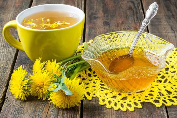 Мед из цветков растения