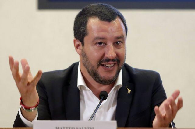 Вице-премьер Италии назвал переворот на Украине «псевдореволюцией»