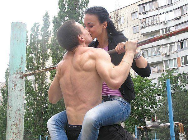 Street Workout : Одноклассники