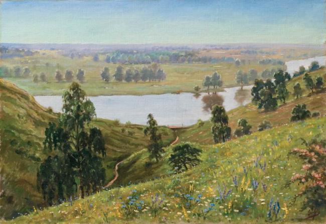 Творчество великой княгини Ольги Александровны Романовой (по данным сайта Subscribe )
