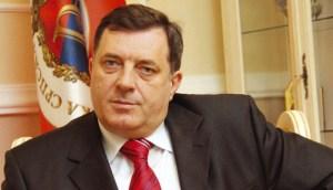 Президент РС Милорад Додик не стал жать руку послу США
