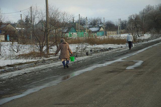 Украина не выплатит пенсии жителям неподконтрольных территорий Донбасса
