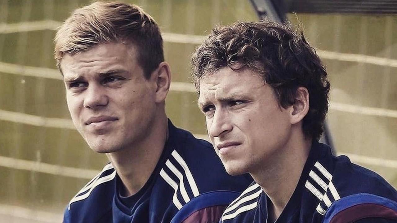 Александр Кокорин и Павел Мамаев не смогут играть в футбол в СИЗО