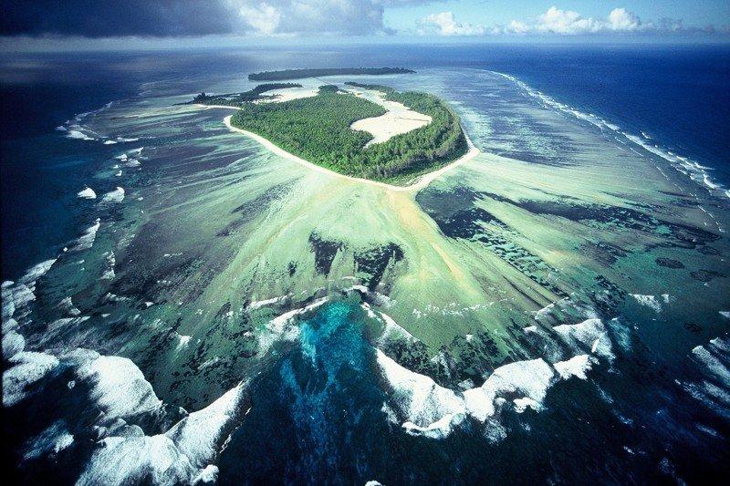 Науру интересное, страны, фото