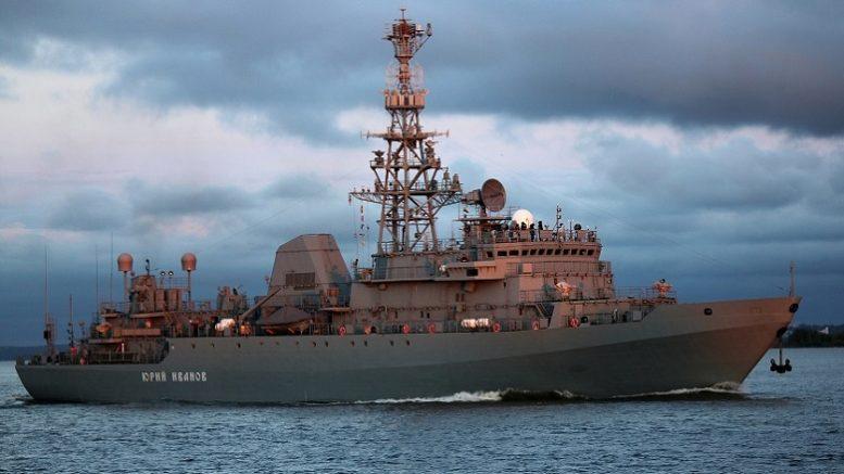 Специальный корабль ВМФ раскроет секреты удара США по Сирии