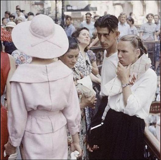 МОСКВА  .  Год  1959.