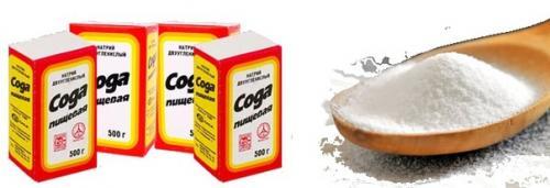 Лечебные свойства пищевой соды.