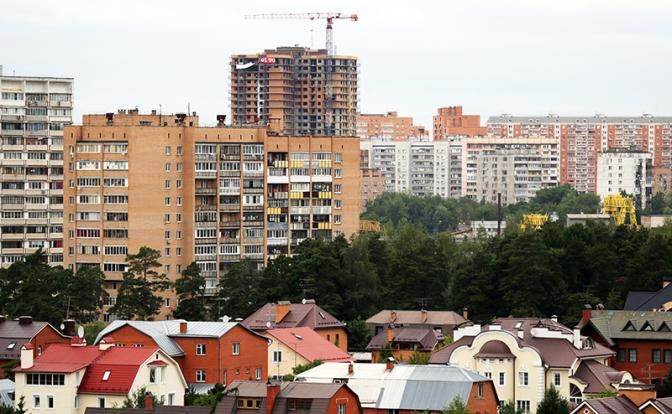 Украинцы массово скупают недвижимость в Подмосковье