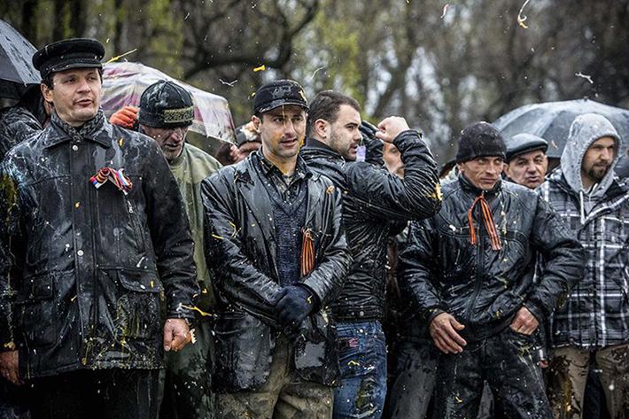Снимок «300 запорожцев, не покорившихся фашистам», признан одним из лучших в мире