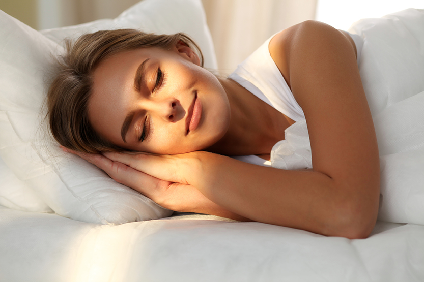 Рекомендуемое время сна (согласно Национальному Фонду Сна)