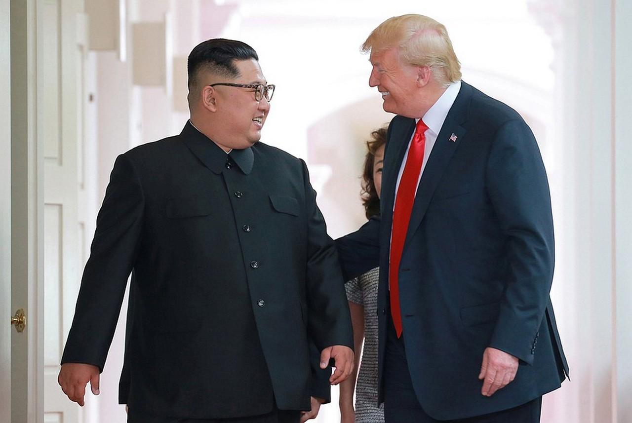 Корейский крючок для Трампа
