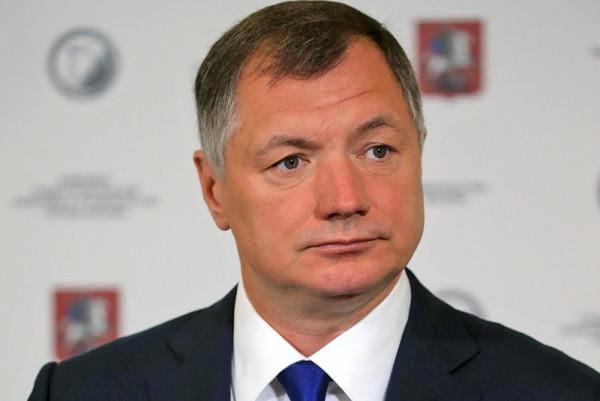 Вице-премьер Марат Хуснулин …