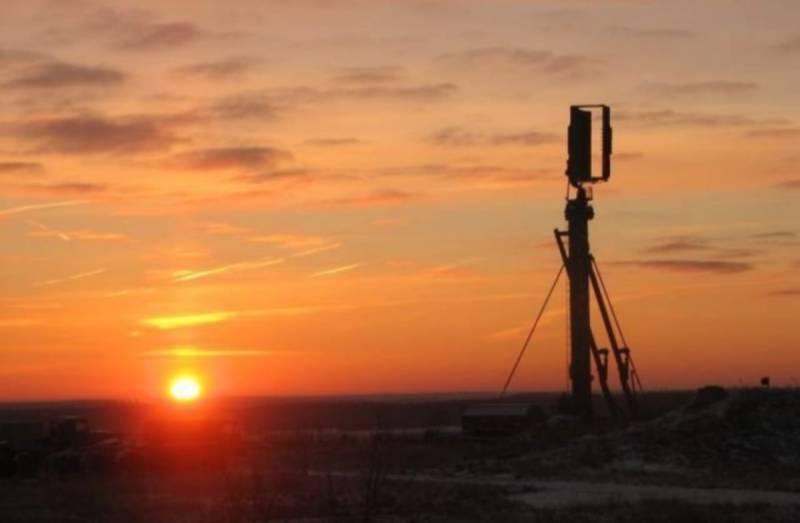 Запорожский радар в руках Пе…