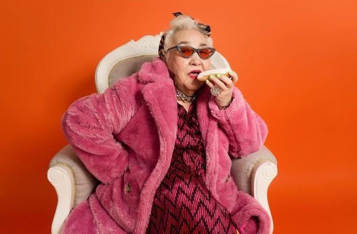 Реклама Немюгюнского хлебозавода (Якутск) Якутия, Якутск, Хлеб, Бабушка, Длиннопост, Реклама