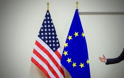 ЕК ввела пошлины в 25% на товары из США
