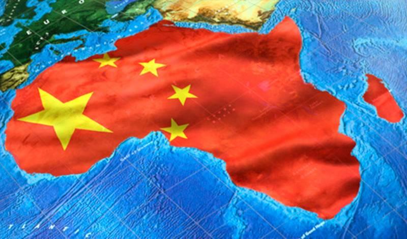 Колонизация по-китайски: Пек…