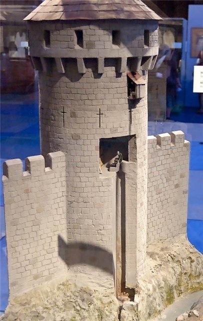Как были устроены средневековые туалеты. Часть 1 Средневековье, Туалет, Длиннопост