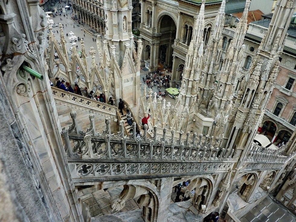 Миланский кафедральный собор: истинная гордость итальянцев