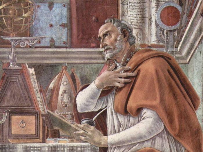МЫСЛИ ВЕЛИКИХ. Августин