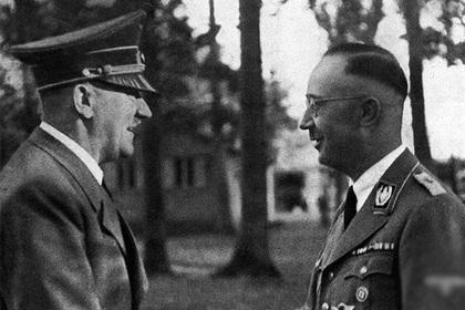 Какие были наставники у Гитлера