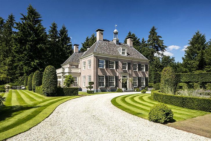 Великолепный особняк в Нидерландах
