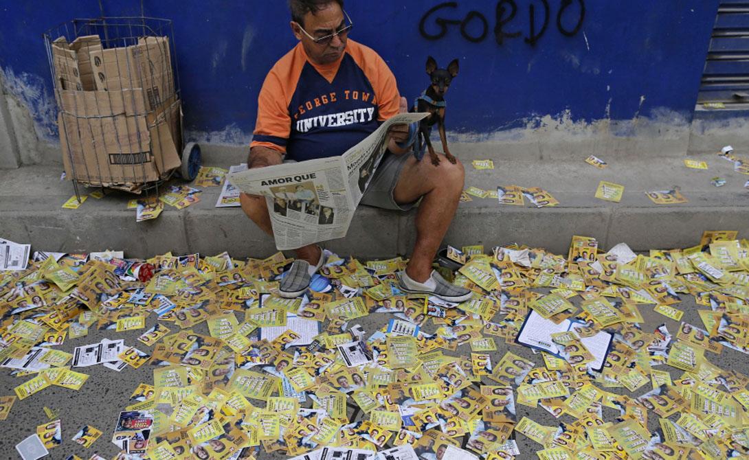 Темная сторона жизни в Рио-де-Жанейро