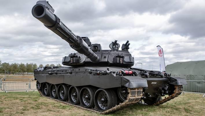 Life Extension Programme. Программа модернизации основных танков Challenger 2