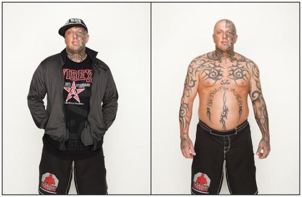 Люди и татуировки