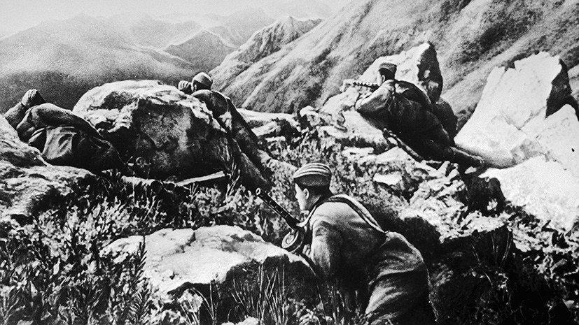 Битва за Кавказ... Нарком Ла…