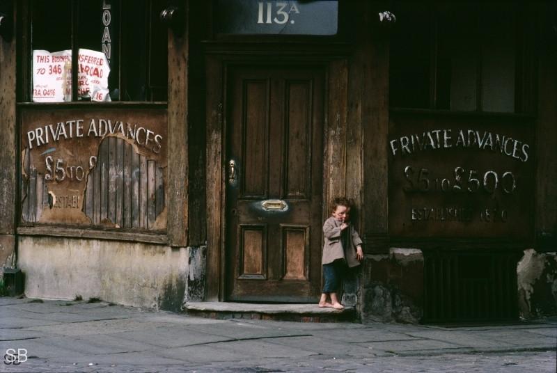 Обаяние трущоб Манчестера в фотографиях Ширли Бейкер 1960-х годов 36