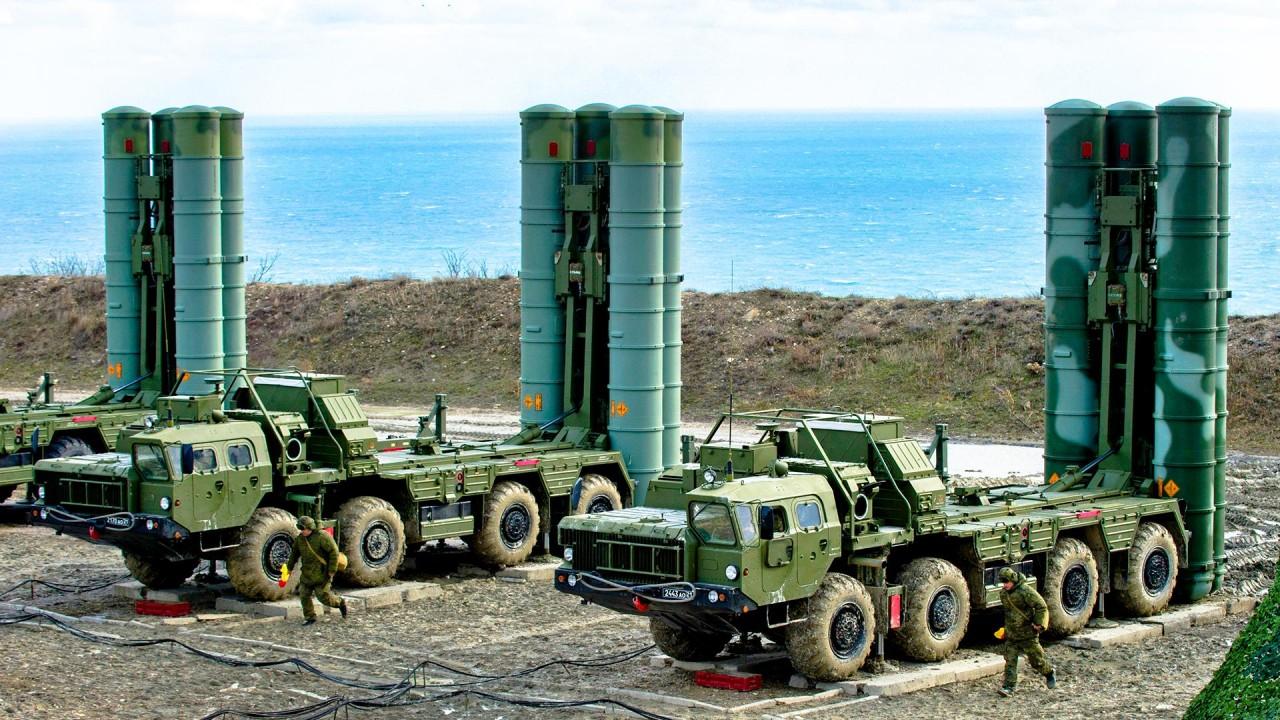 Индия делает выбор в пользу ЗРК С-400 «Триумф»