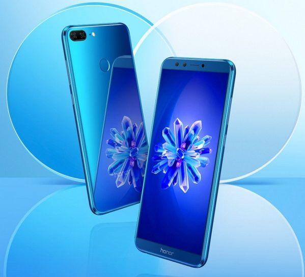 Смартфон Honor 9 Lite удивил своей стоимостью