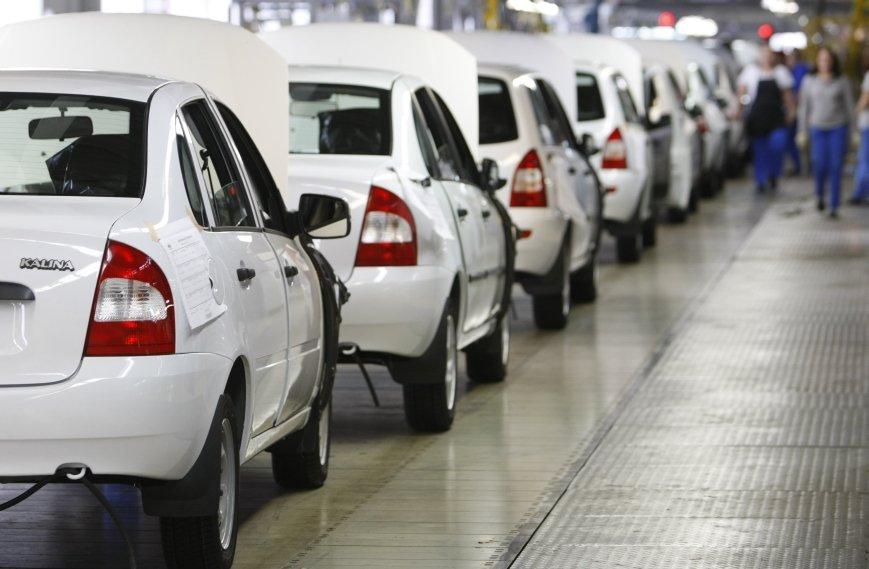 Автомобили Lada получат новые опции