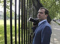 Дмитрий Медведев вновь готов стать президентом