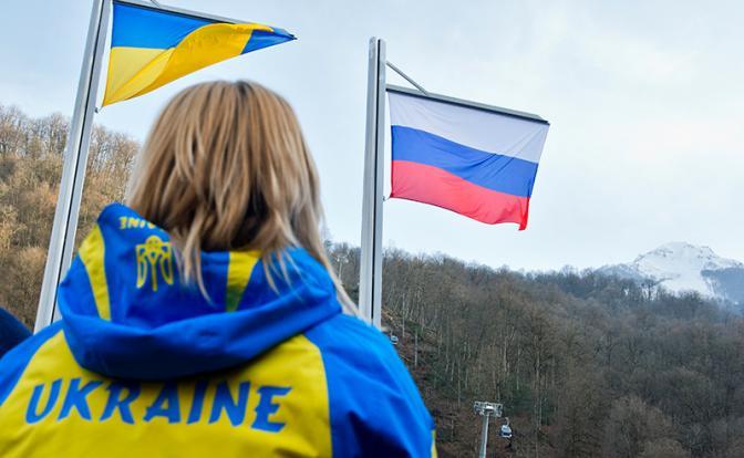 Россию от катастрофы может спасти Украина