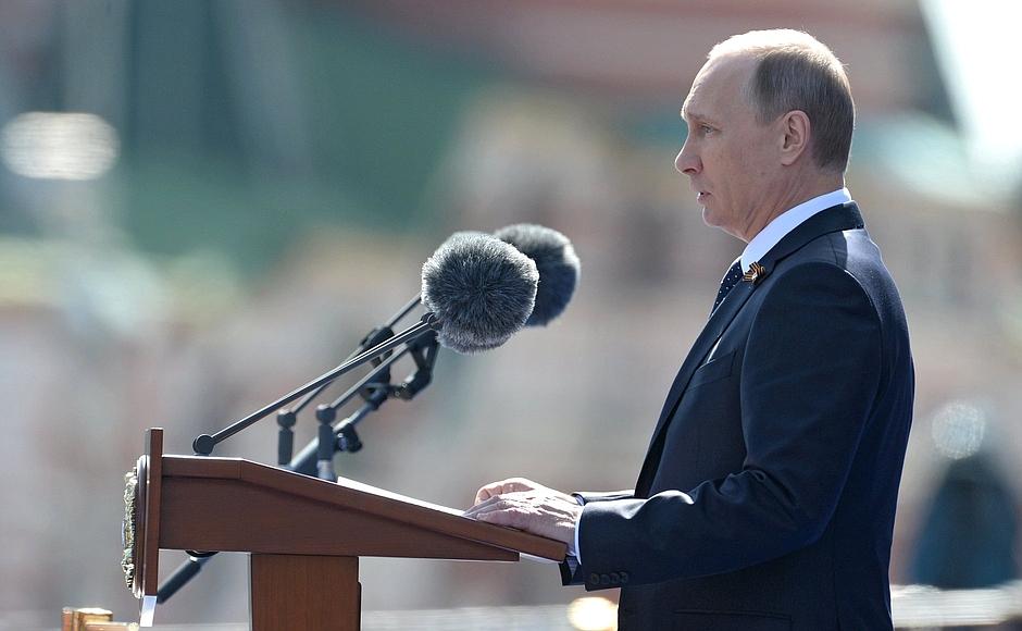 Полное безразличие Путина в канун Дня Победы вызвало гнев у «свидомитов»