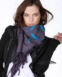 как носить платок женщинам