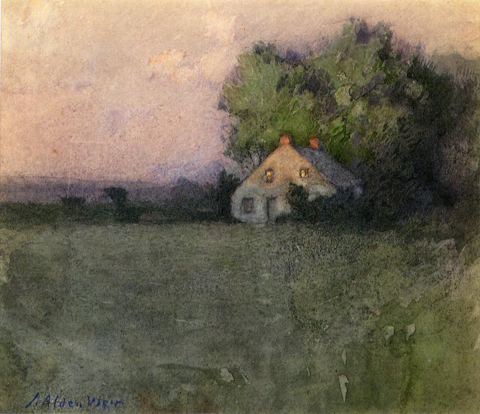 Julian Alden Weir